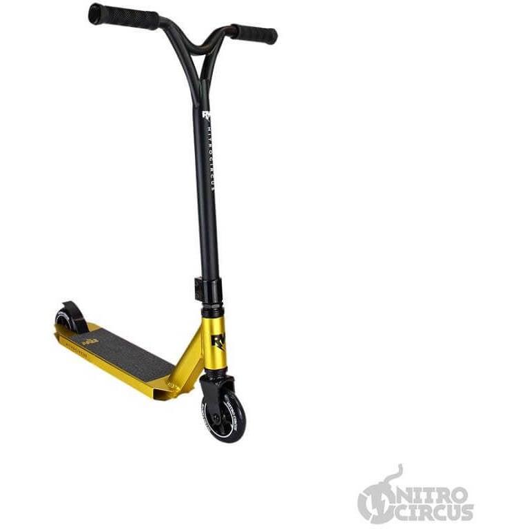 Nitro Circus Ryan Williams Replica Mini Scooter -Gold/Black