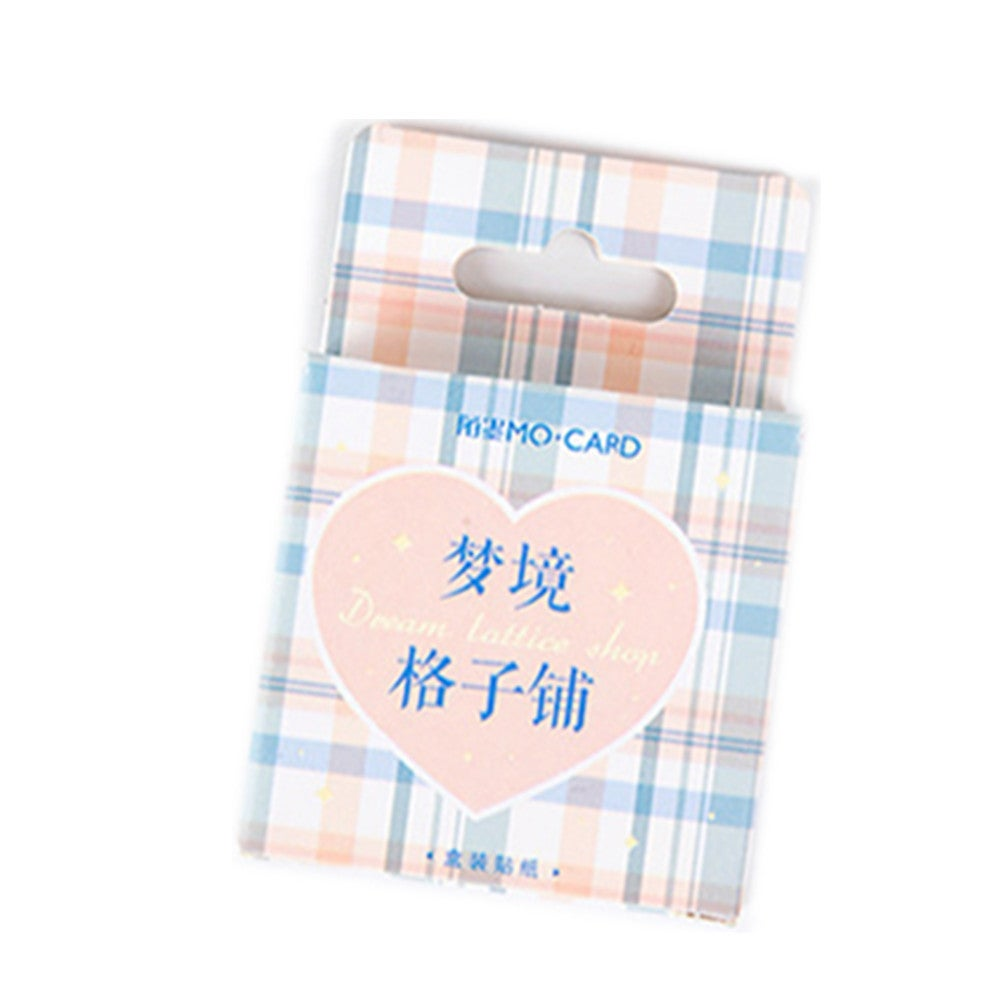 46pcs/box cute maker Colorful Ins Style Scrapbooking Bullet Journal Stickers Kawaii Girlish Deco Stickers Child Gifts