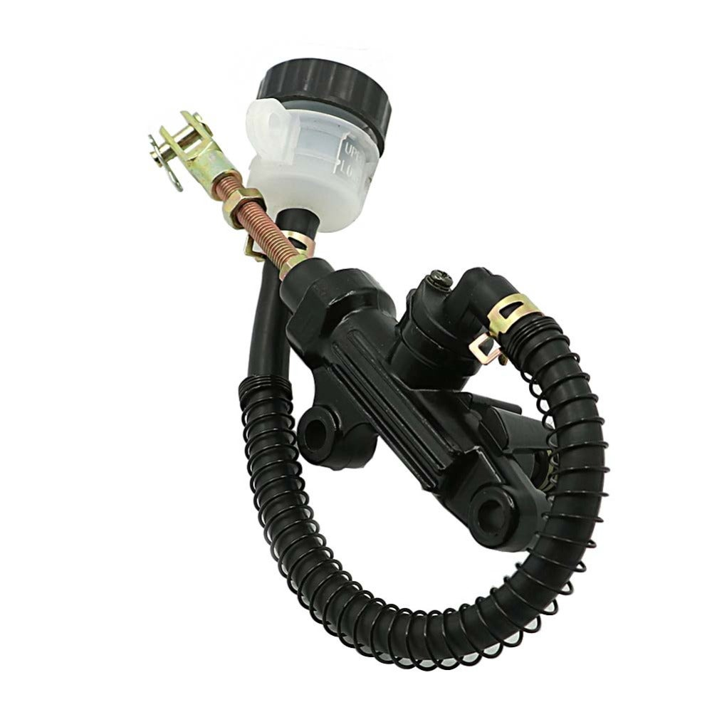 For Yamaha Banshee 350 YFZ350 87-06 Rear Back Brake Master Cylinder Pump FZR 250 400 500 600 1988-1993 / FJR1300 RD350 YZF R1