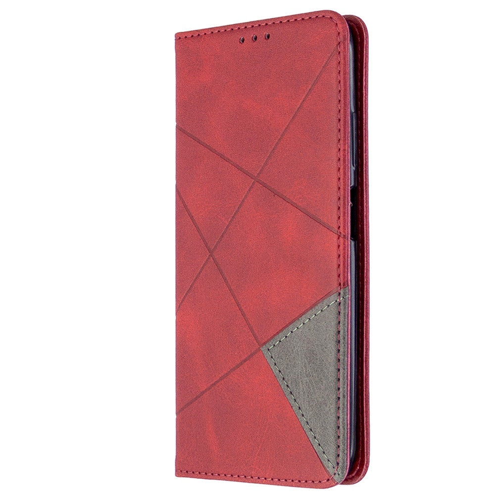 Magnetic Splicing PU Leather Flip Phone Case For Nokia 5.4 Holder Card Slot Wallet Cover
