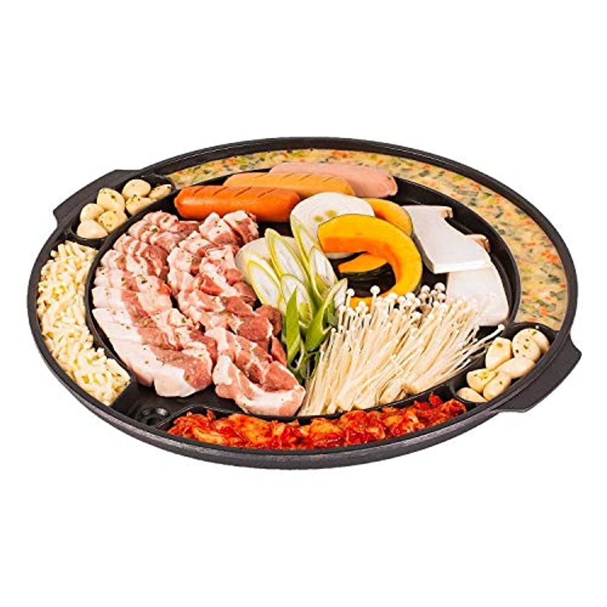 Master Grill Pan Korean Traditional BBQ Grill
