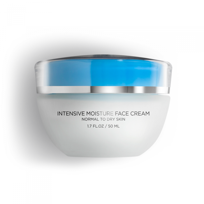 SEACRET™ Intensive Moisture Face Cream Hydrating Dead Sea Mineral Lotion 50ml