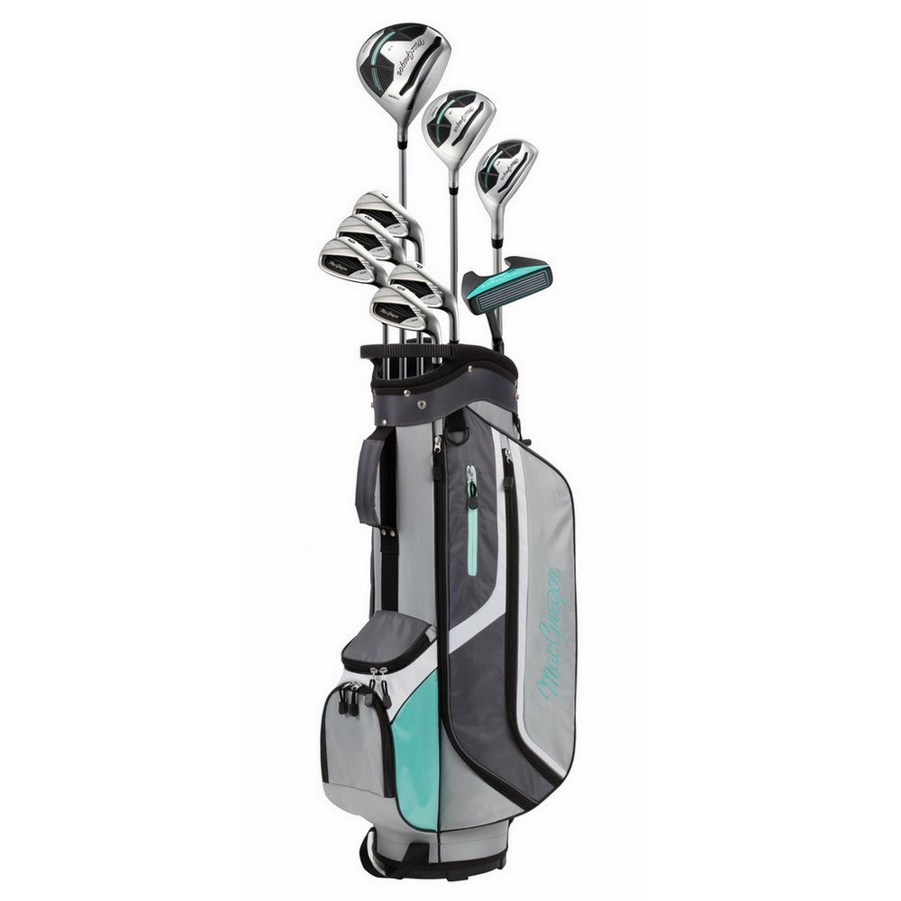 MacGregor Golf CG3000 Golf Clubs Set with Bag, Ladies Right Hand, ALL Graphite