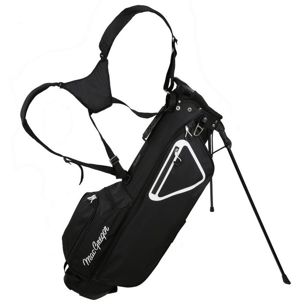 "MacGregor Golf MacTec Stand Bag - Slim Lightweight 7"" Golf Bag"