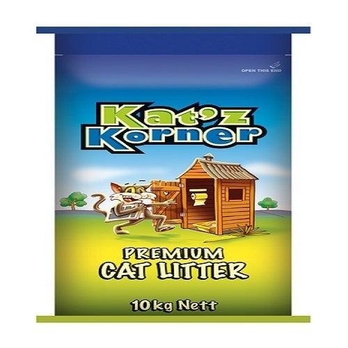Katz Corner Premium Cat litter Odour Control High Absorption 10kg