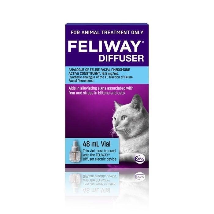 Feliway Calming Refill For Kittens & Cats 48ml