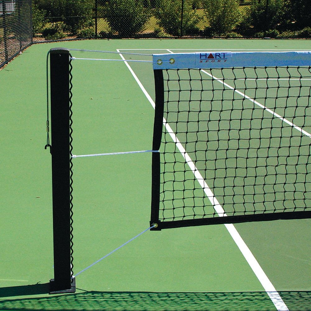 HART CLUB TENNIS NET - COST EFFECTIVE, HIGH QUALITY NETS (19-304)
