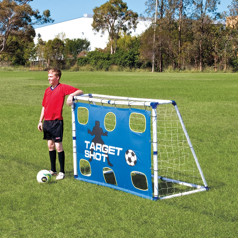 HART PRO TARGET SPORTS GOAL - WORK ON SHOOTING ACCURACY (9-862)