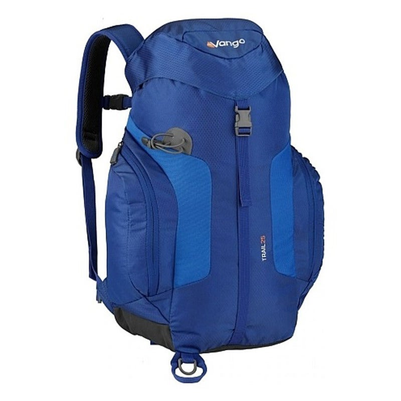 VANGO TRAIL 25L - BLUE - RUCKSACK / BACKPACK (VRS-TRA25-KBLU) CAMPING, BAGS