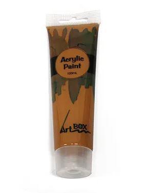 Acrylic Paint Tube - Mocha - 100ml