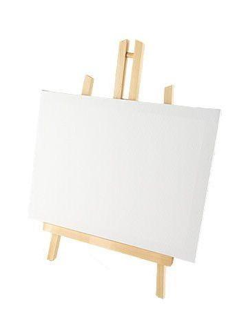 Large Canvas On Easel 23x30.5cm