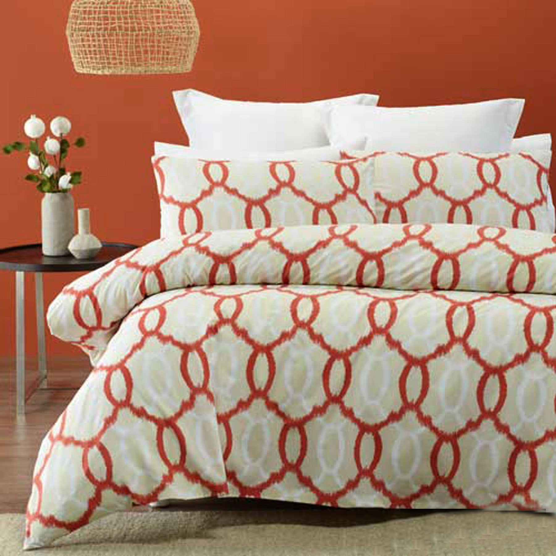 Links Quilt Cover Set