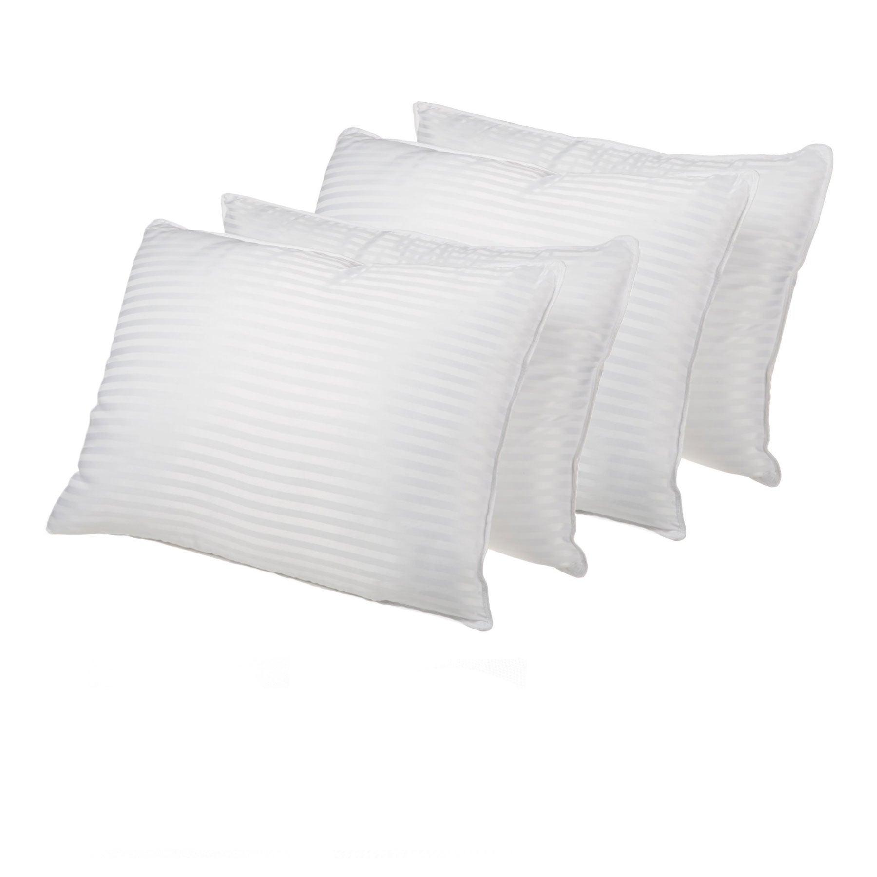 Pack of 4 Down Alternative Standard Pillows