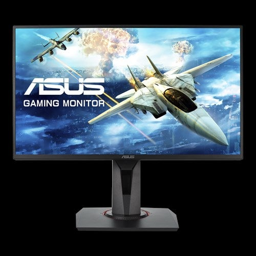 """ASUS VG259Q Gaming Monitor 24.5"""", FHD, 144Hz, 1ms"""