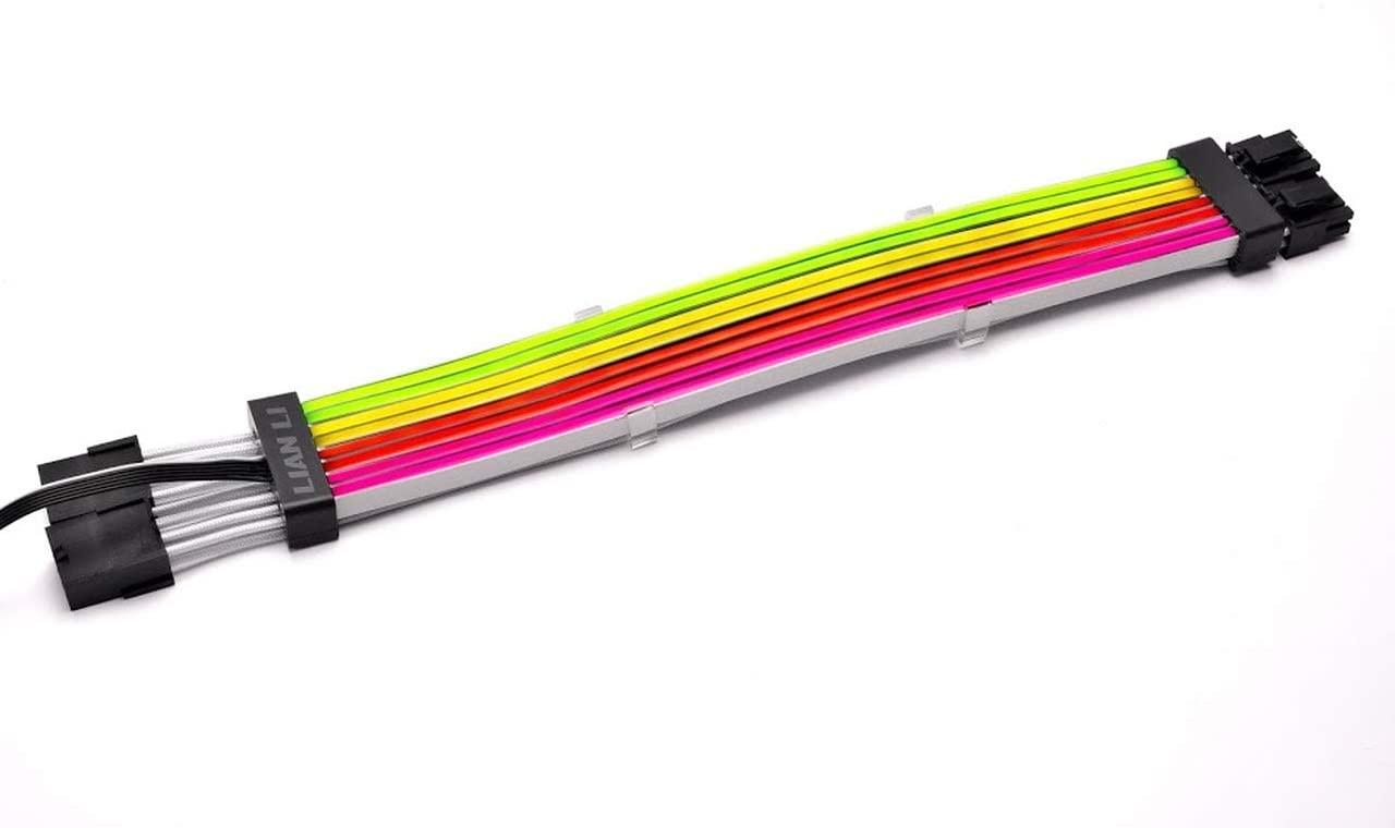 Lian Li 8 Pin STRIMER LED Extension Cable (PW8-V2)