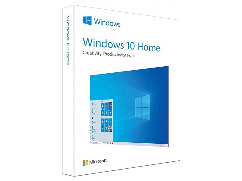 Microsoft Windows 10 Home (32/64-bit) - USB RETAIL BOX (HAJ-00055)