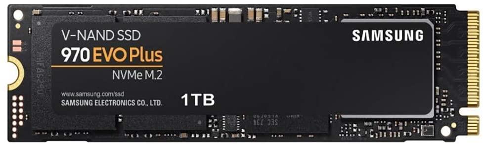 Samsung 970 Evo Plus 1TB (MZ-V7S1T0BW)