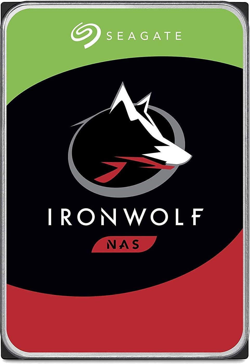 "Seagate IronWolf 3.5"" 4TB NAS HDD"