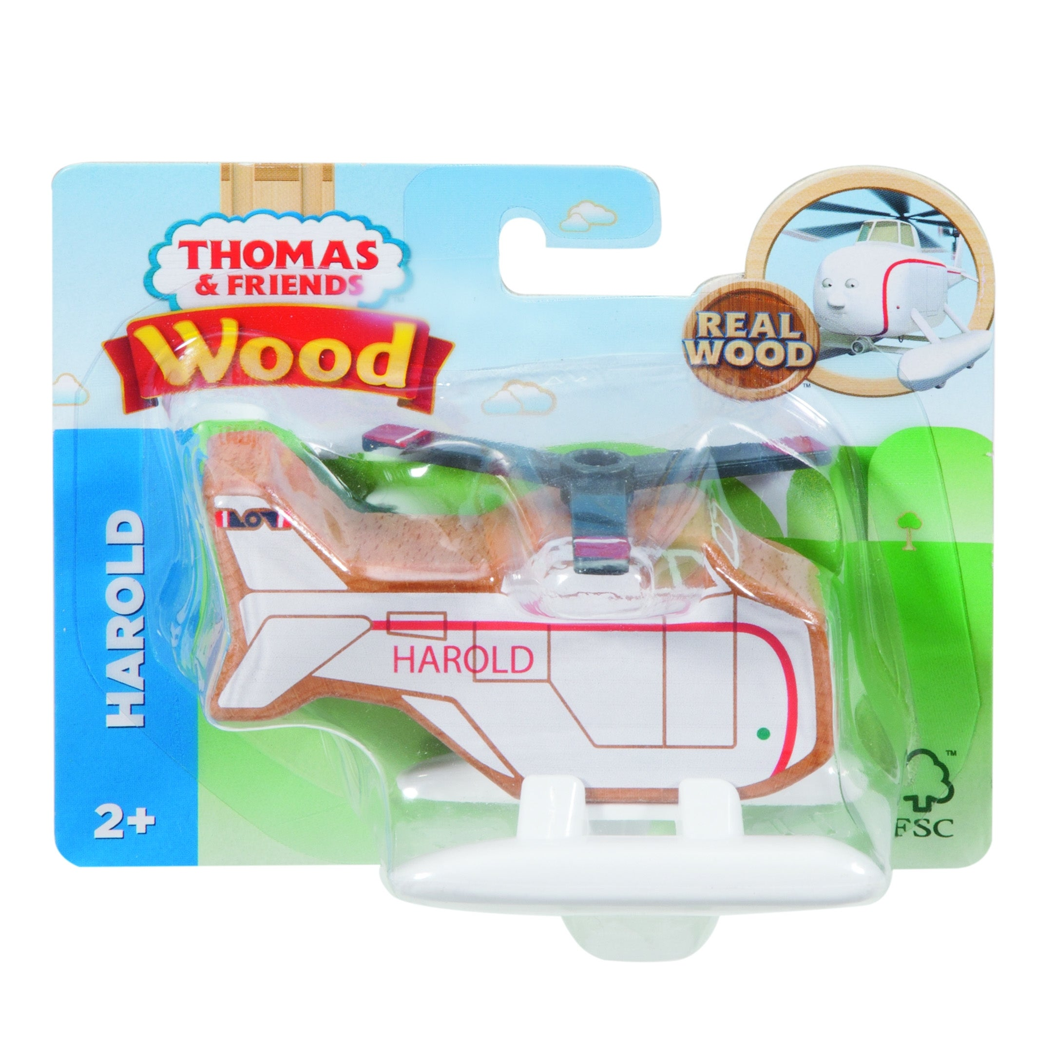 THOMAS WOODEN HAROLD