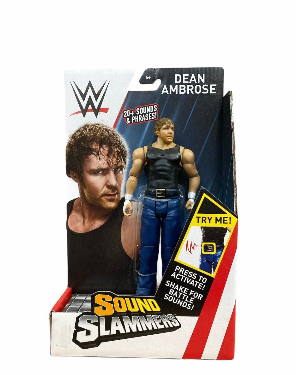 WWE SOUND SLAMMERS DEAN AMBROSE