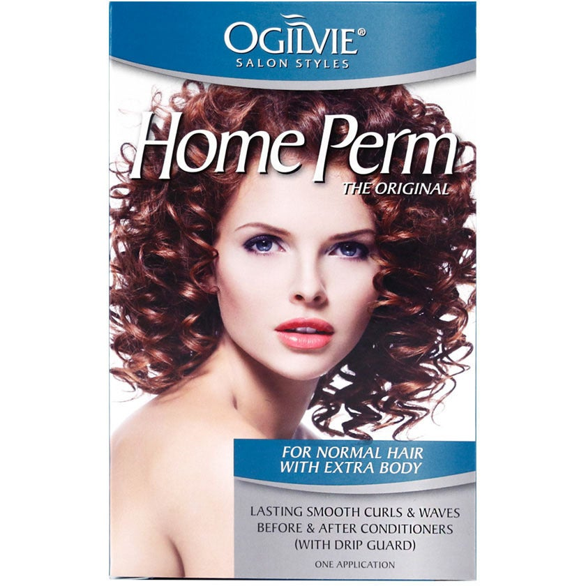 Ogilvie Home Perm For Normal Hair with Extra Body