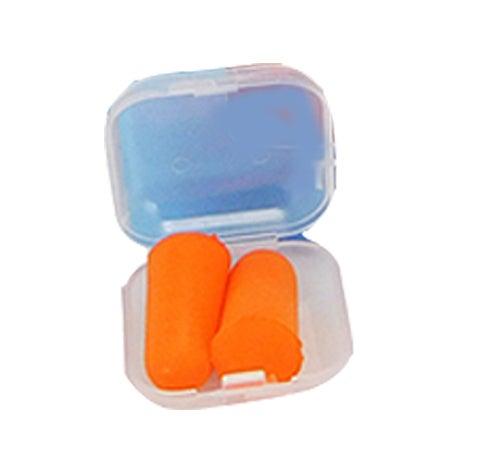 Surgical Basics Taper Fit Foam Ear Plugs Noise Reduction
