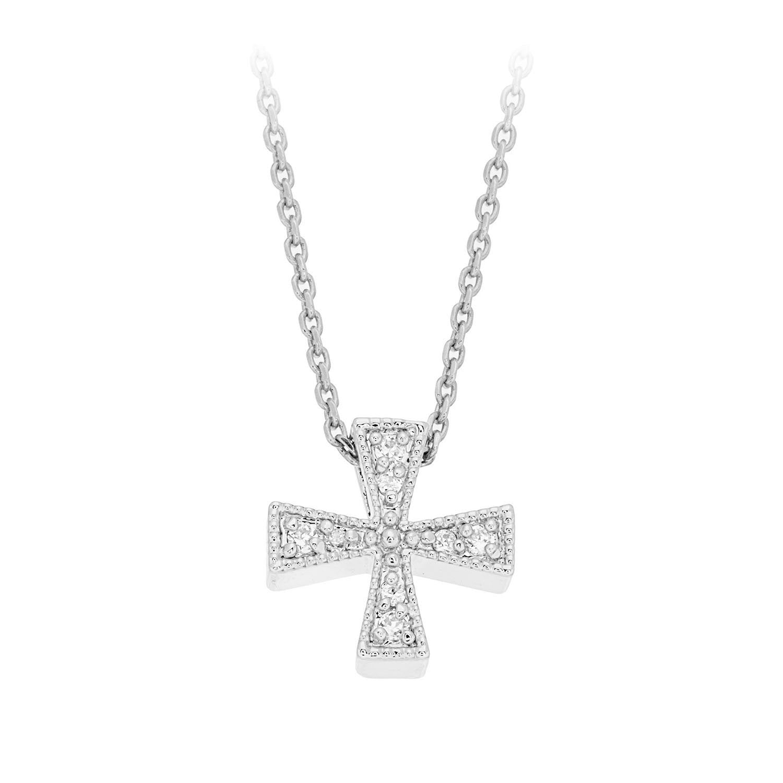 Pica LeLa Cross Necklace