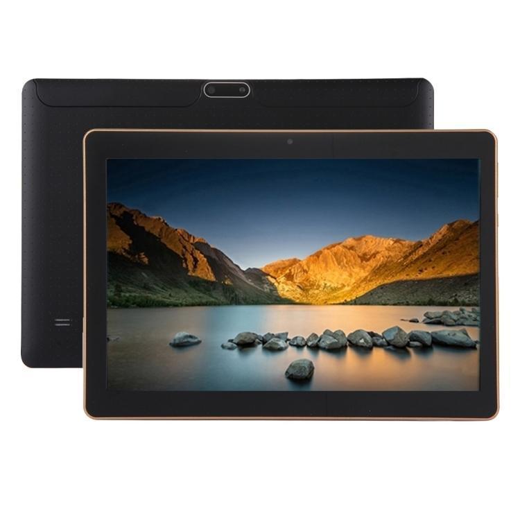 Bostin Life 4G Phone Call Tablet PC, 10.1 inch, 2GB+32GB Android 7 Google Play with Bonus Random Colour Leather Case (Black)