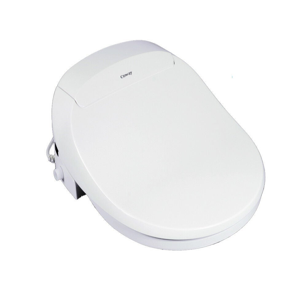 Coway BA15E Warm Water Electric Bidet Toilet System Paperless and Healthier