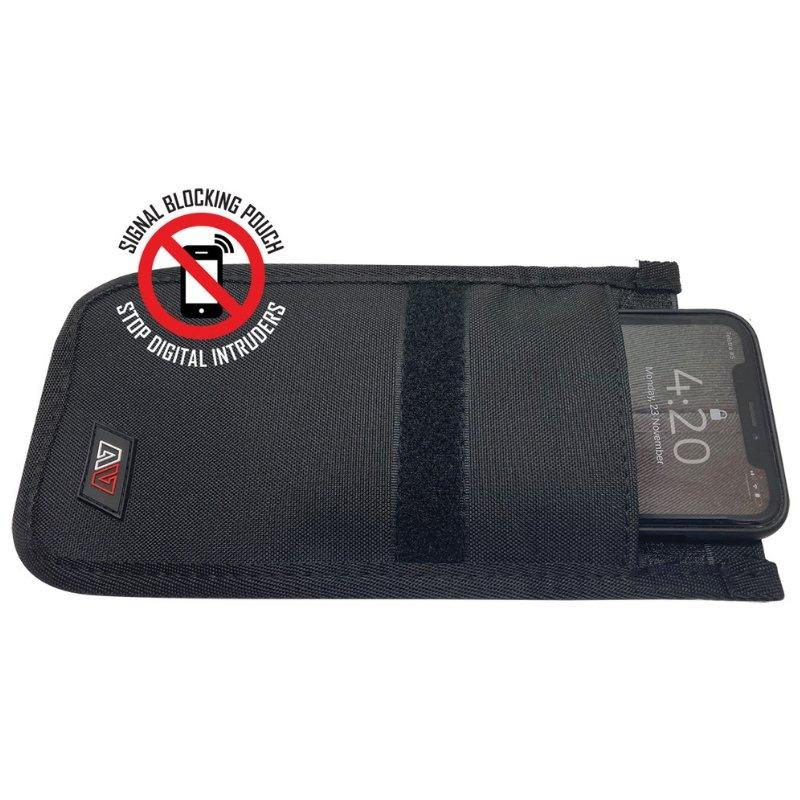 Avert RF Signal-Blocker For Mobiles