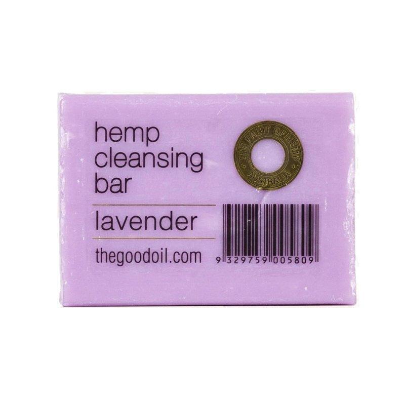 Cleansing Soap Bar - Lavender - Natural Australian Soap