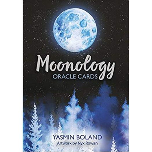 IC: Moonology Oracle Cards : A 44-Card Deck and Guidebook