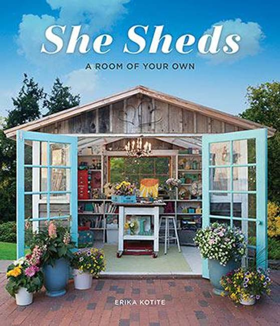 She Sheds - A Room On Your Own
