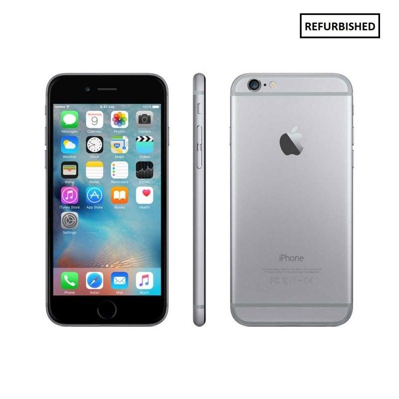 Apple iPhone 6s 32GB Space Grey Refurbished & Unlocked - Grade B (AU Stock)