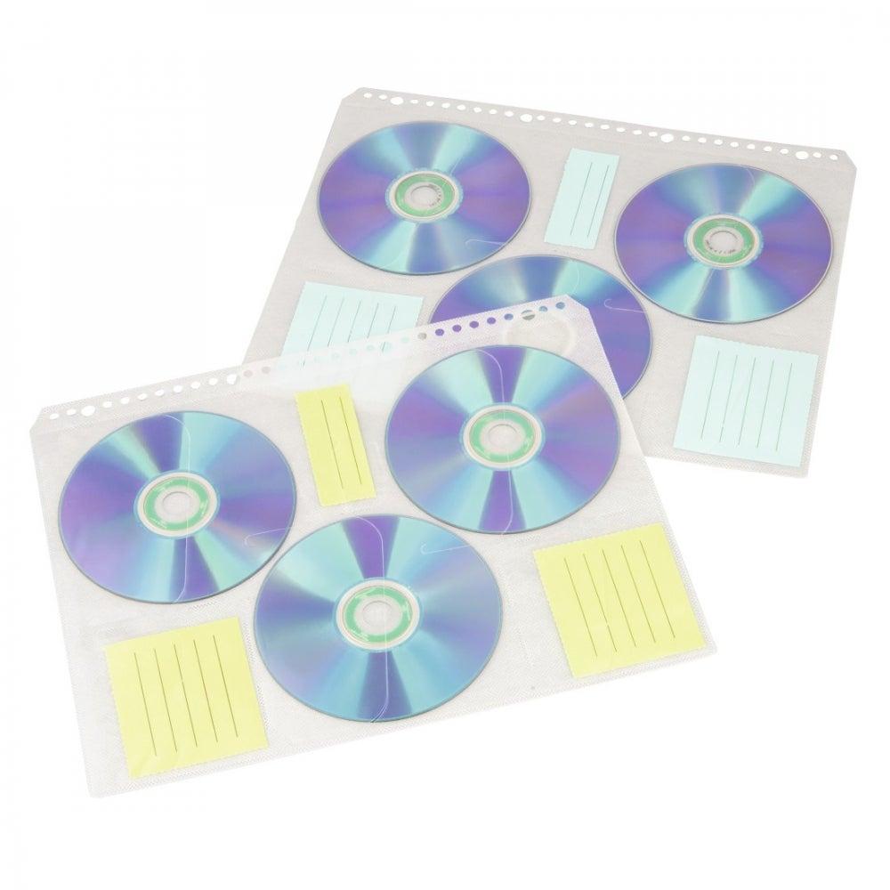 CD Index Sleeves