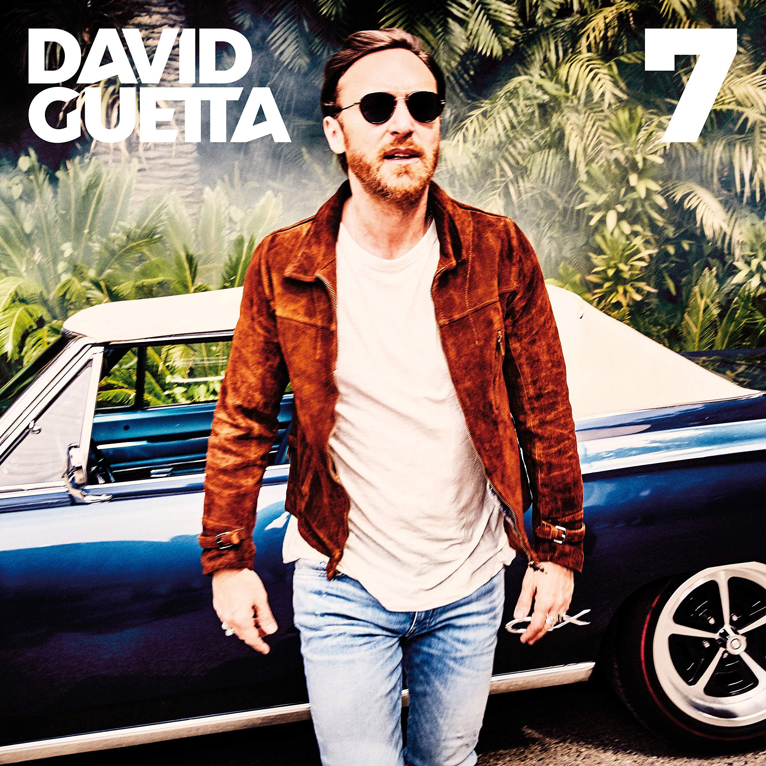 David Guetta - 7 Vinyl