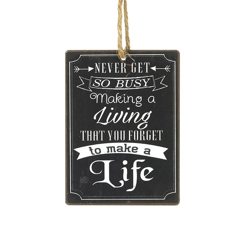 Forget to Make a Life Sign by Heaven Sends