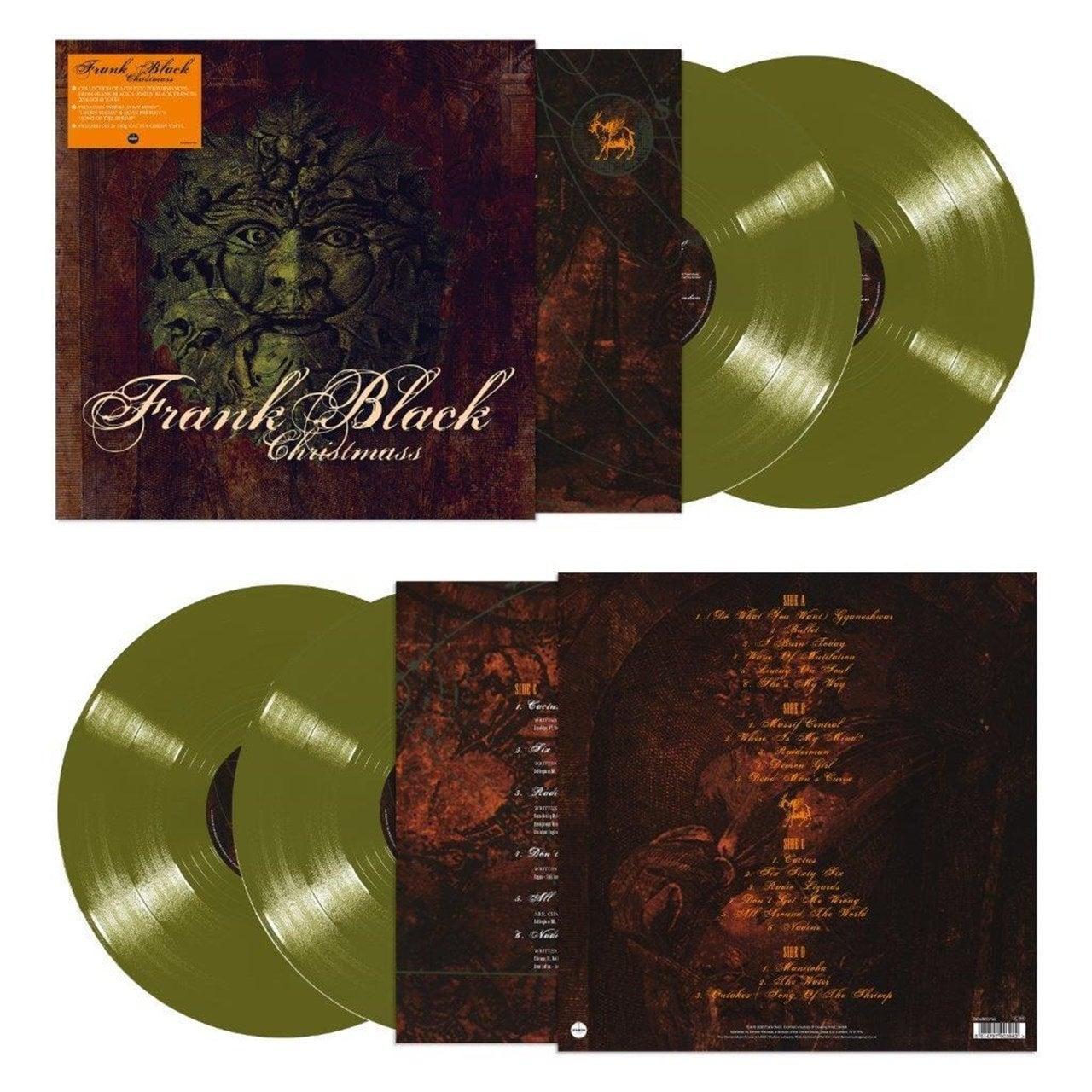 Frank Black - Christmass Green Vinyl
