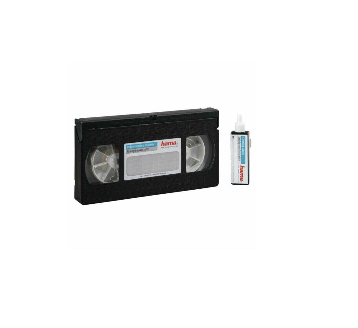 Hama VHS-C/VHS Automatic Adaptor - 00044704