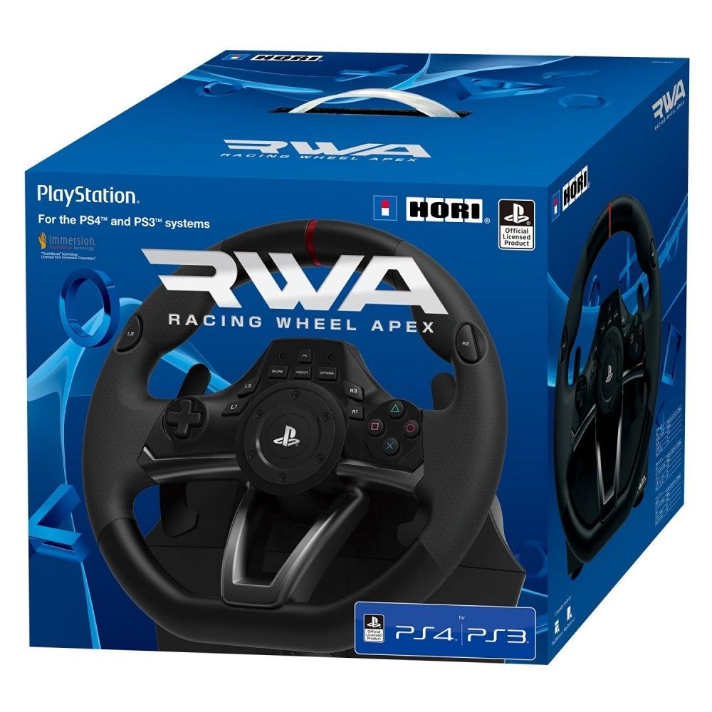 HORI RWA Racing Wheel Apex (PC/PS3/PS4)