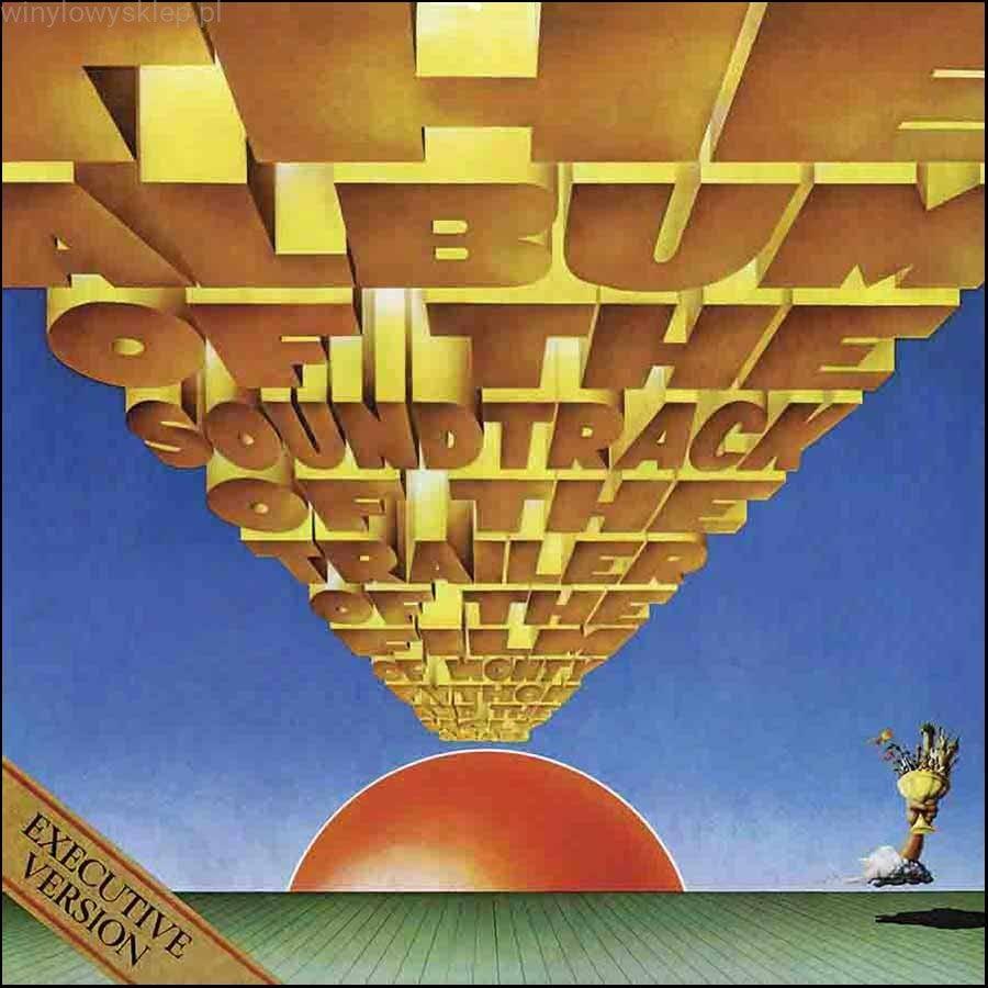Monty Python - The Album of the Soundtrack of the Trailer of the Film Of Monty Python And The Holy Grail Vinyl