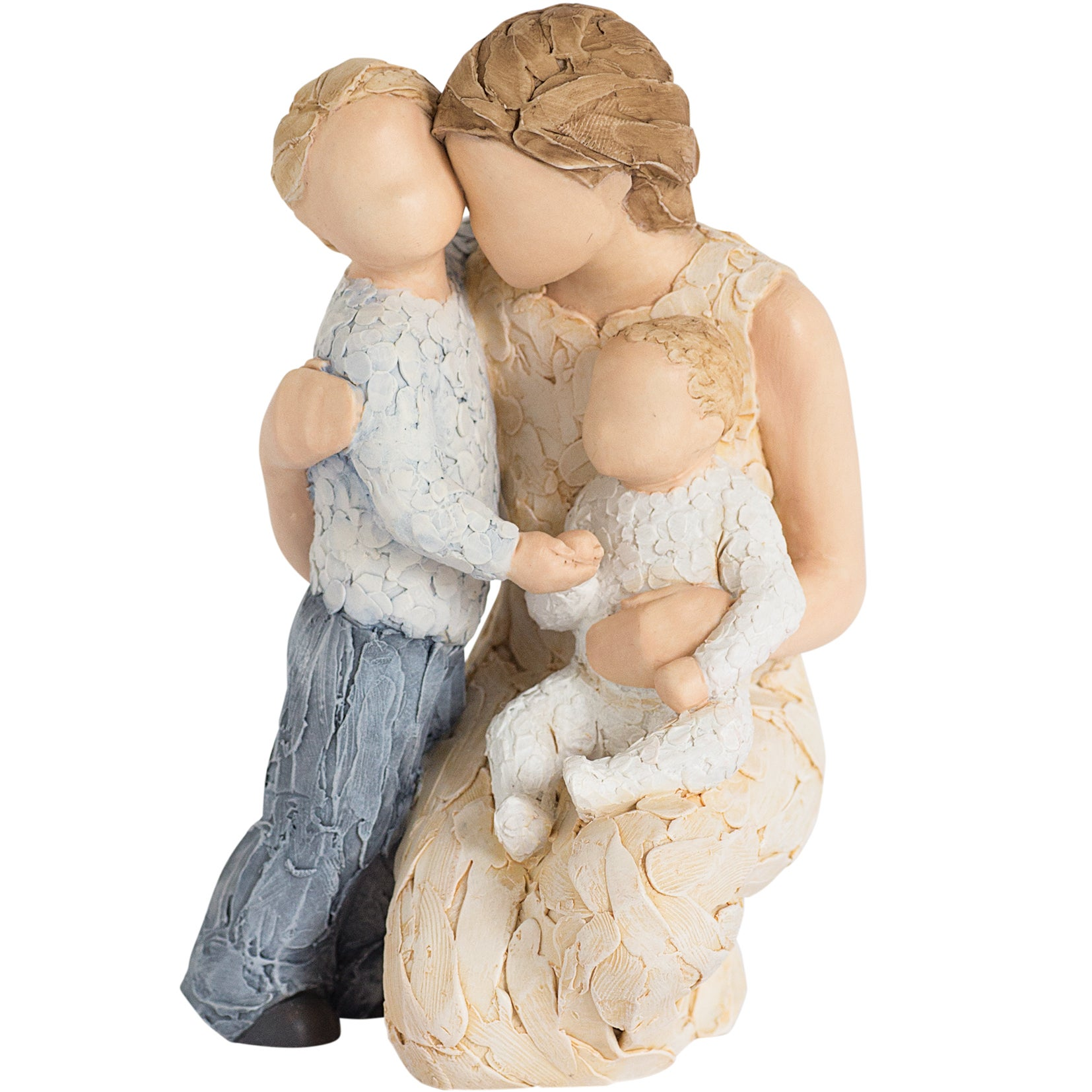 More than Words Figurines Contentment