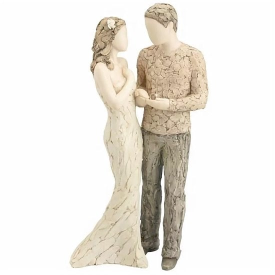 More than Words Figurines With This Ring