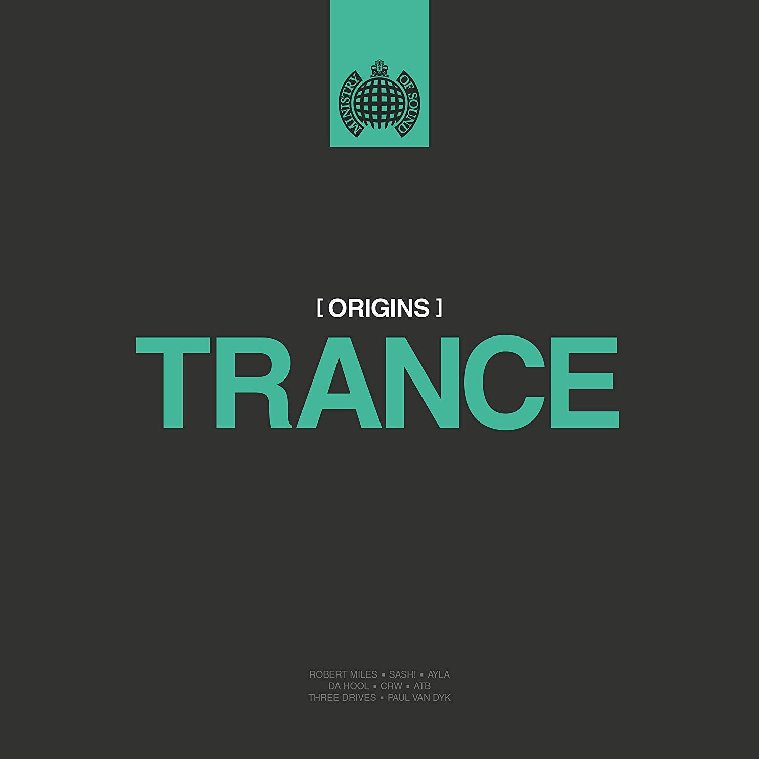 Various Artists - Ministry Of Sound - Origins Of Trance Vinyl