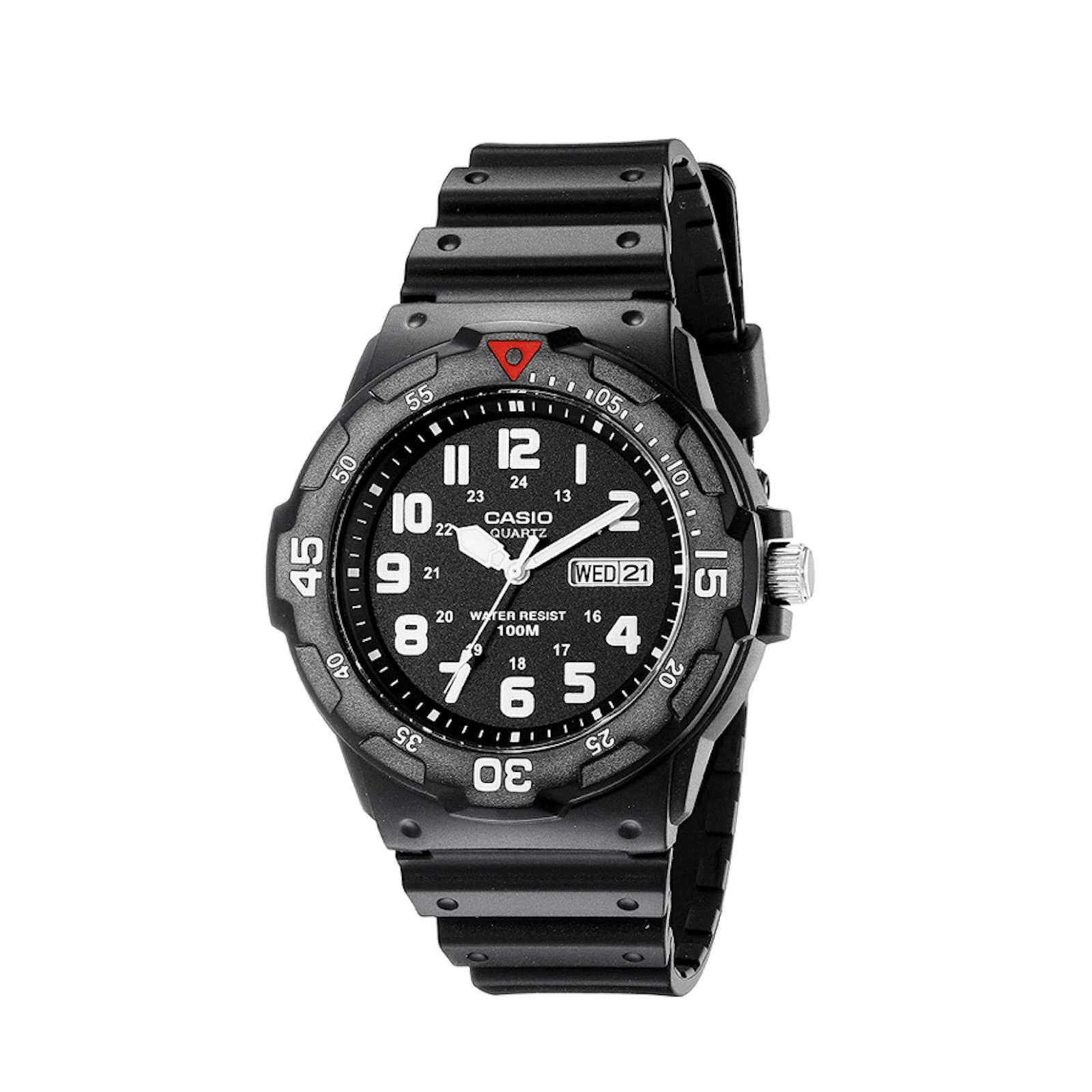 Casio MRW200H-1B Watch Diver Black MRW200