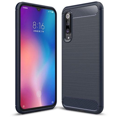 ASLING TPU Phone Case for Xiaomi Mi 9 SE- Cadetblue