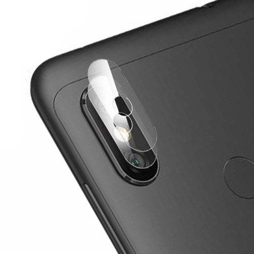 Camera Lens Protector Tempered Glass Film for Xiaomi Redmi Note 6 Pro 2pcs- Transparent