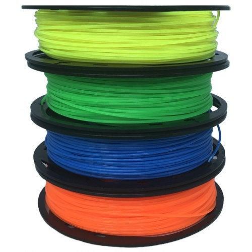 CCTREE 3D Printer PLA+ Filament Silk 1.75mm?200g Spool Dimensional Accuracy +/- 0.03mm- Multi