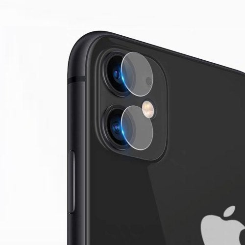 KINSTON 5D 9H Nano Thin Camera Lens Tempered Glass Protector Film for iPhone 11- Transparent