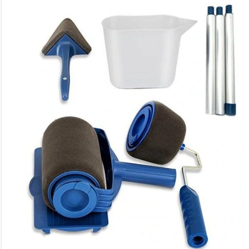 Paint Runner Pro Roller Brush Painting Handle Tool - No Prep, No Mess. Simply Pour and Paint to Transform Any Room in Just Minutes